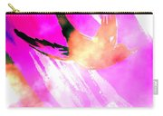 Fly Away Home Abstract Carry-all Pouch