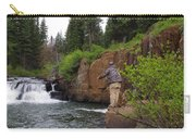 Fly Fisherman's Paradise Carry-all Pouch