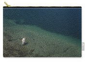 Fly Fishing In Alpine Lake Carry-all Pouch