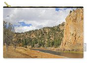 Fly Fishing The Big Hole River Montana Carry-all Pouch