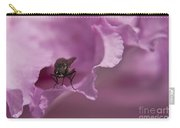 Fly On A Rhododendron Carry-all Pouch