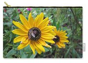 Fly On Rudbeckia Carry-all Pouch