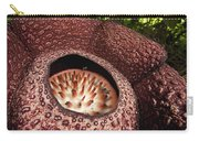 Fly Pollinating Rafflesia Sabah Borneo Carry-all Pouch