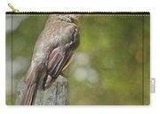 Flycatcher In Southern Missouri Carry-all Pouch