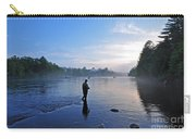 Flyfishing In Maine Carry-all Pouch