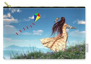 Flying A Kite Carry-all Pouch