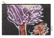 Flying Birds On The Big Tree Carry-all Pouch
