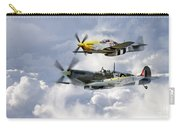 Flying Brothers Carry-all Pouch