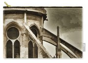 Flying Buttress At Notre Dame Carry-all Pouch