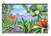 Flying Colours Carry-all Pouch by Carolyn Steele