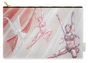 Flying Dancers  Carry-all Pouch