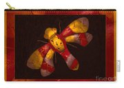 Flying Fantasies Of Light Abstract Painting Carry-all Pouch