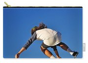 Flying High - Action Carry-all Pouch by Kaye Menner