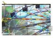 Flying Inside Ferris Wheel Carry-all Pouch
