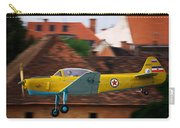 Flying Low Carry-all Pouch by Ivan Slosar