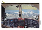 Flying Over North Cascades Carry-all Pouch