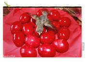Flying Over Red Eggs Carry-all Pouch