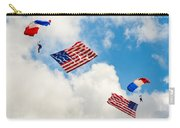 Flying The Flag Carry-all Pouch