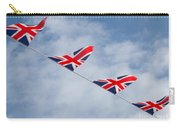 Flying The Union Jack Carry-all Pouch