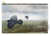Flying To The Roost Carry-all Pouch
