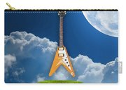 Flying V Guitar Carry-all Pouch