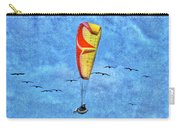 Flying With Birds Carry-all Pouch