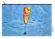 Flying With The Birds Carry-all Pouch