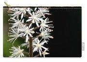 Foam Flower Carry-all Pouch