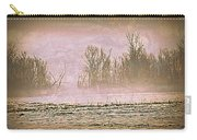 Fog Abstract 2 Carry-all Pouch by Marty Koch