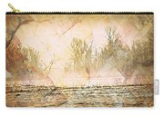 Fog Abstract 4 Carry-all Pouch by Marty Koch