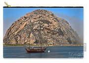 Fog At Morro Bay Carry-all Pouch