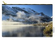 Fog At Swiftcurrent Carry-all Pouch