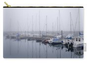 Fog In Marina I Carry-all Pouch