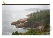 Fog Over The Sea  Carry-all Pouch