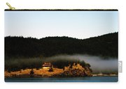 Fog Rolling By Carry-all Pouch
