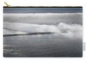 Fog Shrouded City Carry-all Pouch