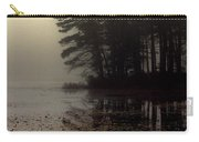 Foggy Bog Sunrise Carry-all Pouch