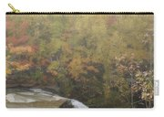 Foggy Brandywine Falls Carry-all Pouch