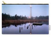 Foggy Cape May Light Carry-all Pouch