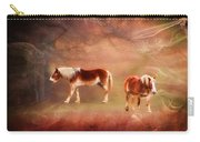 Foggy Day - Featured In Funky Images Group Carry-all Pouch
