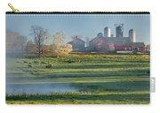 Foggy Farm Morning Carry-all Pouch