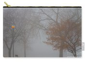 Foggy Lake View Carry-all Pouch