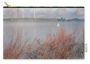 Foggy Morning On The Sacramento River Carry-all Pouch