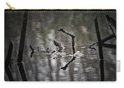 Foggy Morning Pondscape Carry-all Pouch