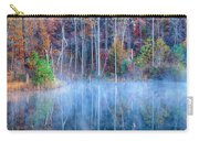 Foggy Morning Reflections Carry-all Pouch