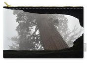 Foggy Morning Sequoias Carry-all Pouch