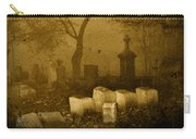 Foggy Necropolis Carry-all Pouch