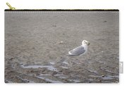 Foggy Seabird Seagulls Brunch Carry-all Pouch