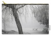 Foggy Willow Carry-all Pouch