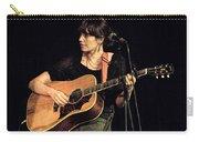 Folk Singer Pieta Brown Carry-all Pouch